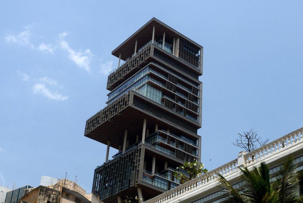 Antilia, Mumbai