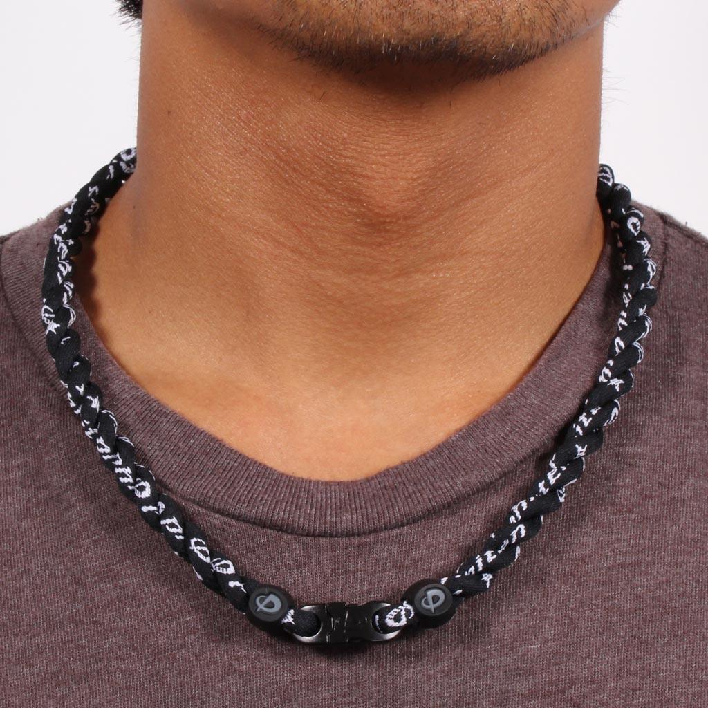 Phiten necklaces and bracelets