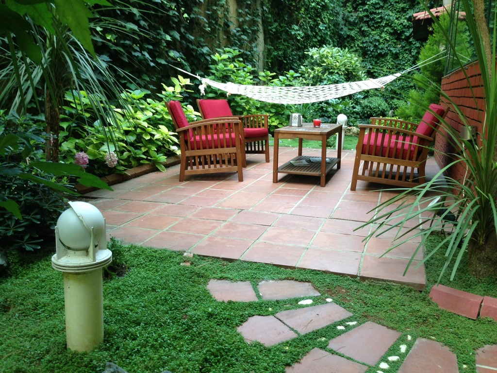 Garden space for rent