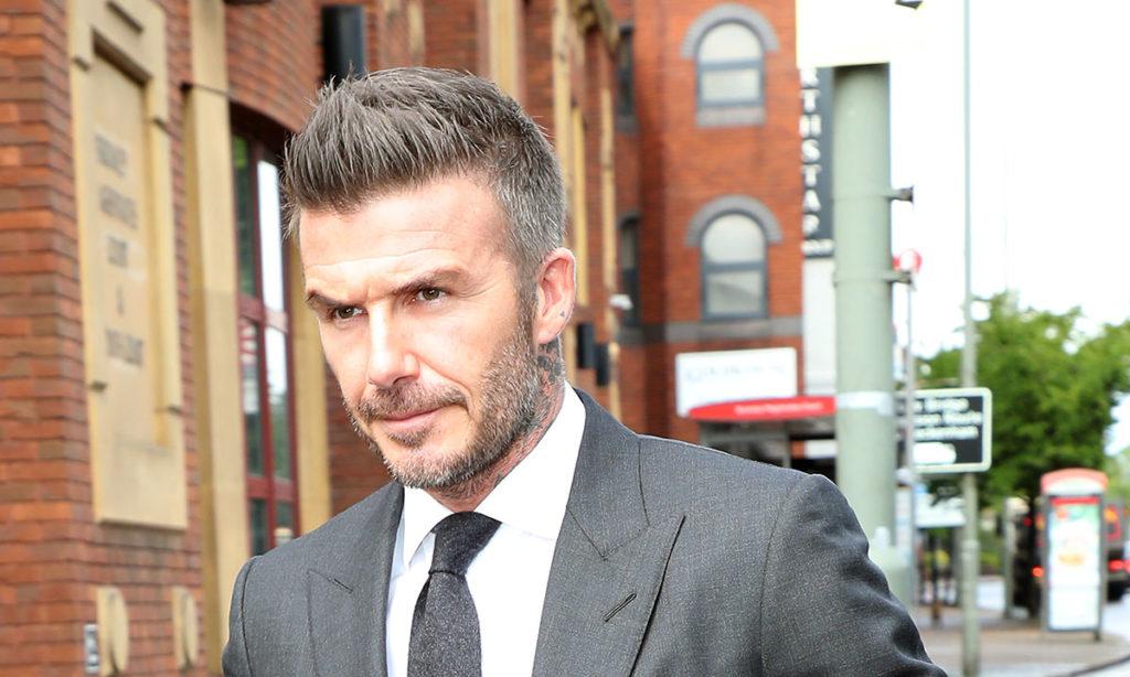 David Beckham - Cadillac Escalade