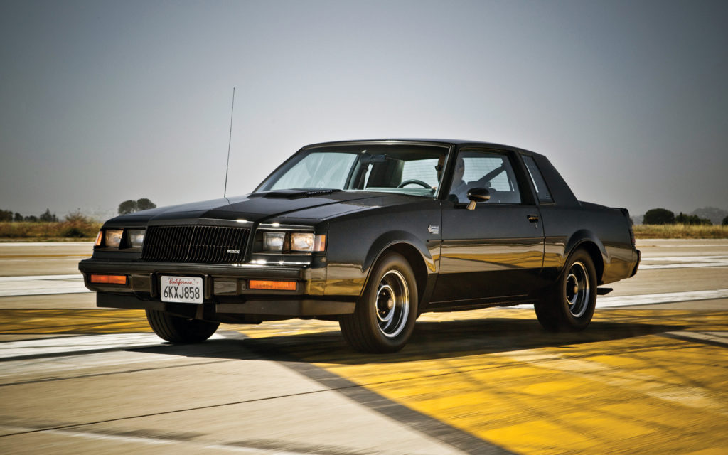 David Spade – Buick Grand National from 1987