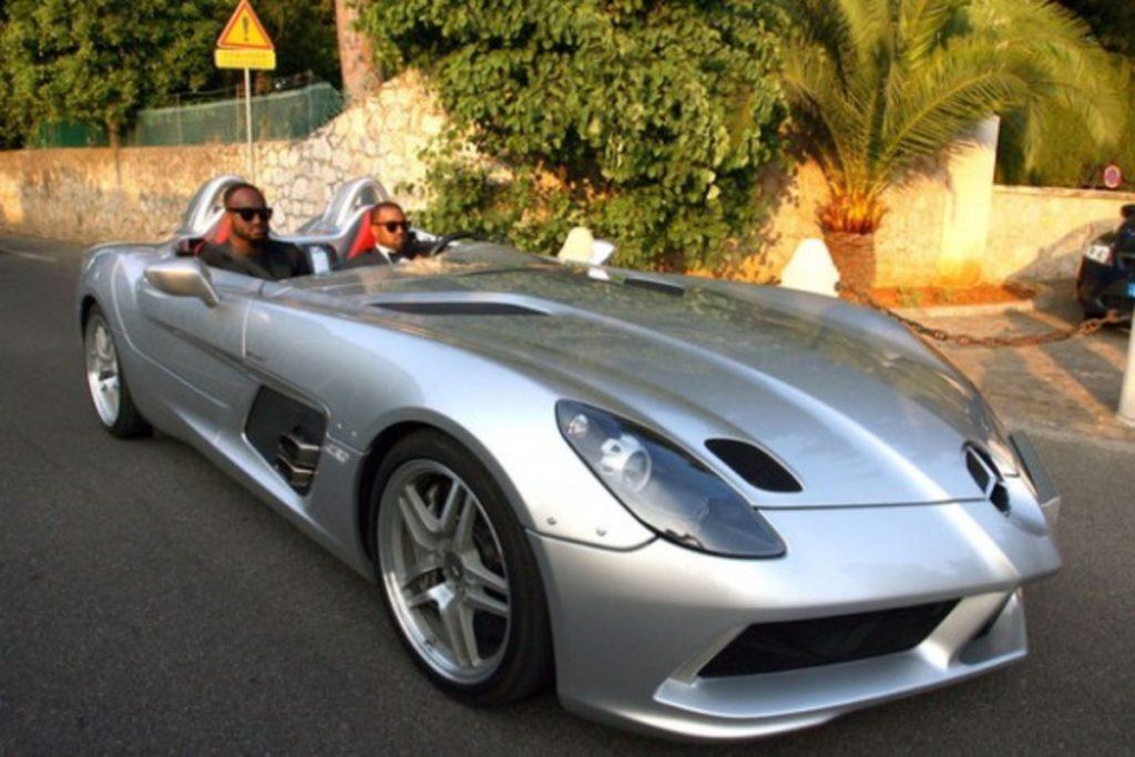 Kanye West – Mercedes McLaren SLR
