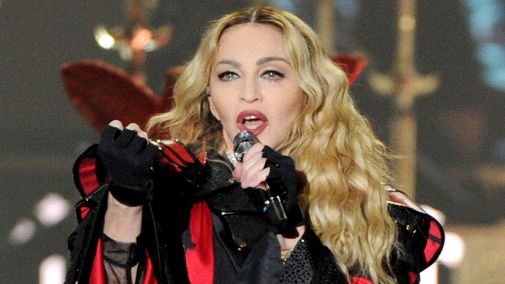 Madonna - Maybach 57