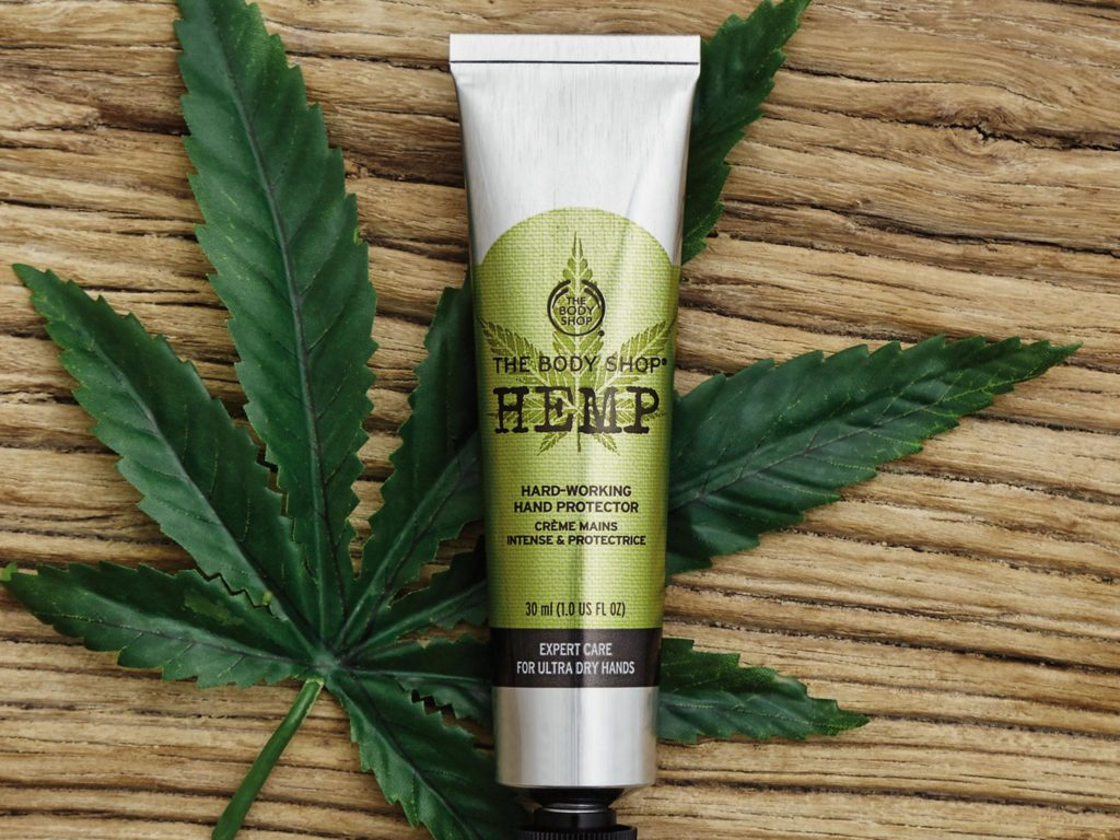 The New Market of Cannabis cosmetics