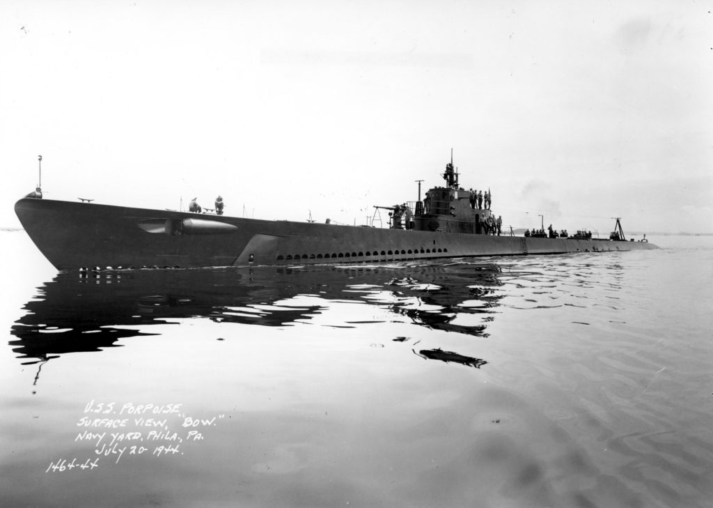 The USS Porpoise