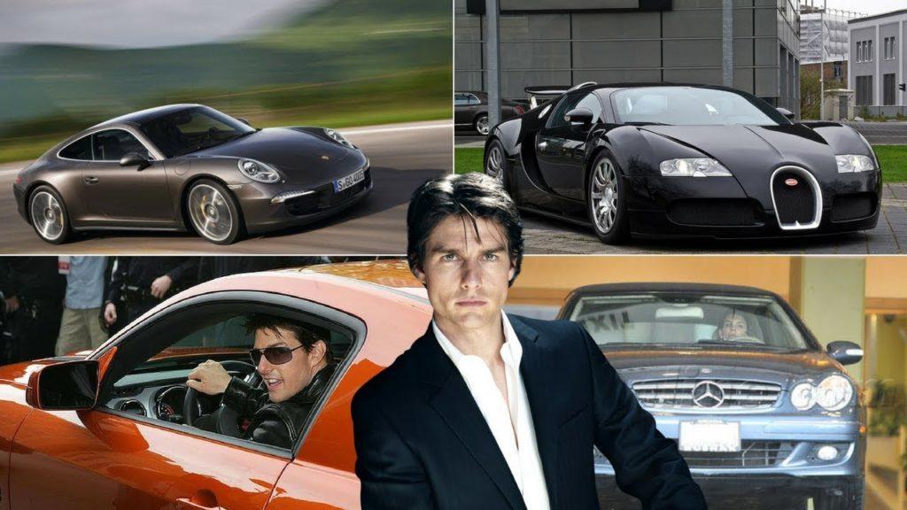 Tom Cruise - Porsche 911