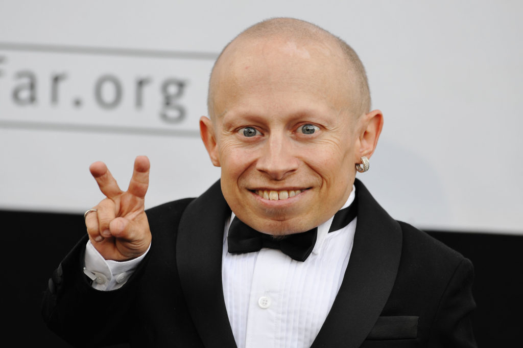 Verne Troyer - Mercedes CLK