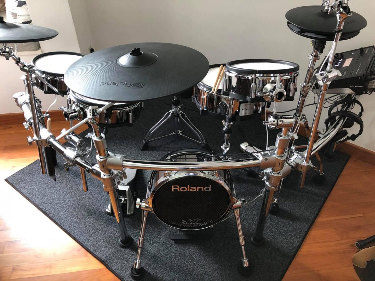 The Advantages of Electronic Drum Sets - Chart Attack